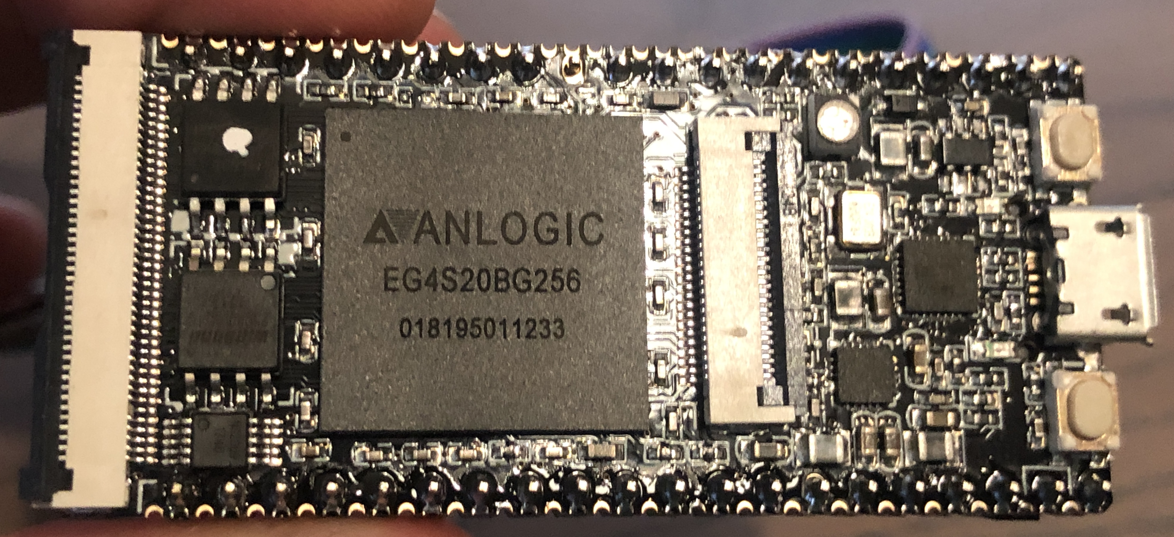 Hello World on the Lichee Tang RISC-V/FPGA board - jaeblog